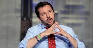 Al centro dei pensieri di Salvini c'è il Festival di Sanremo
