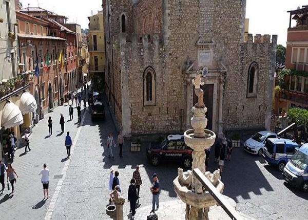 G7 a Taormina: eccezionali misure di sicurezza, sbarchi bloccati