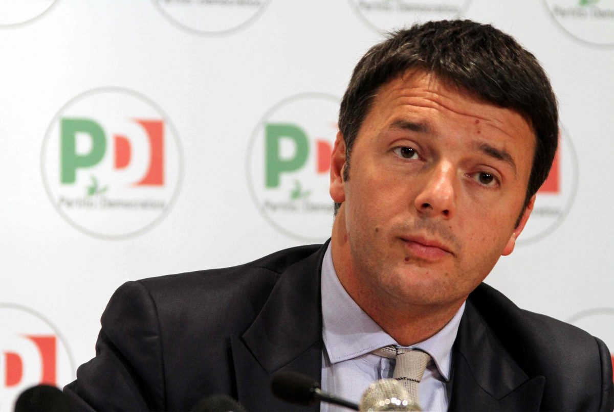 Il progetto politico di Renzi!